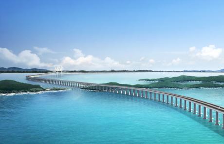 Temburong bridge artist rendering | kwanzoo.biz